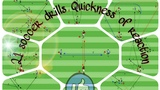 21 soccer drills Koordination Quickness of reaction football drills
