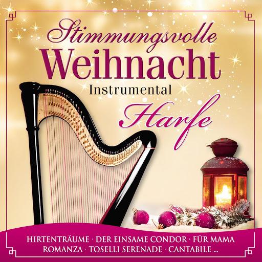 Кристина альбом Stimmungsvolle Weihnacht - Harfe