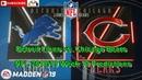 Detroit Lions vs. Chicago Bears | NFL 2018-19 Week 10 | Predictions Madden NFL 19