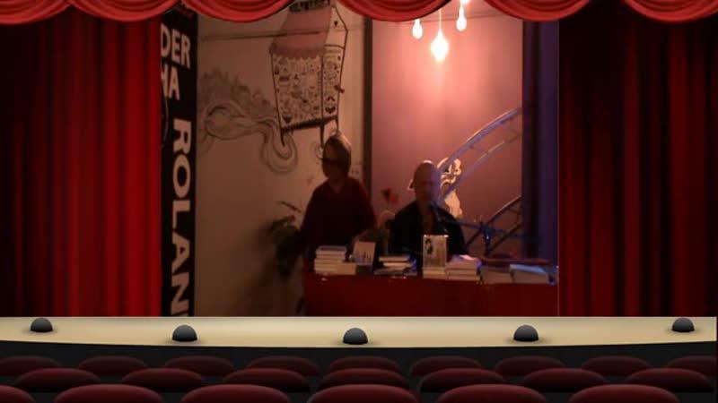 Вступление Александра Лыгуна на творческом юбилейном вечере поэтессы Ванды Медведевой 17 11 18 в Арт кофейне 64 Зерна