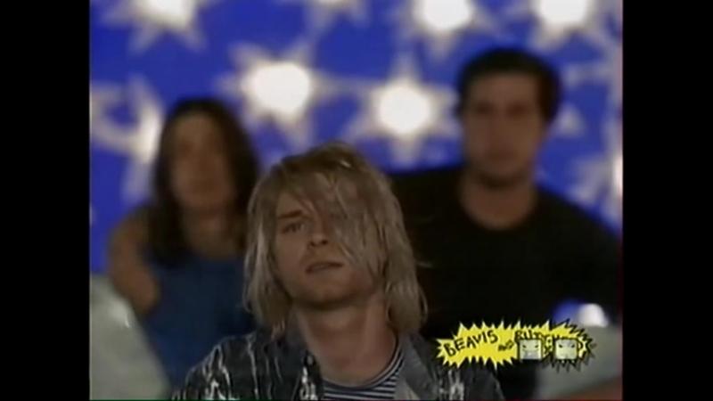 Beavis and Butt-head - Nirvana_Heart-Shaped Box [MTV]