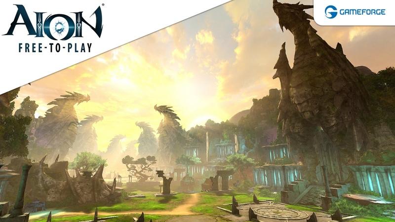 AION [Update 4.8] - Winds of Fate - Introducing Signia Vengar