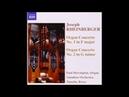 Rheinberger Concerto No 1 pour Orgue en Fa Majeur, Op 137 III MVT Con Moto