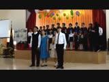 концерт песен военных лет (память о прошедших мероприятиях. Медведевская средняя школа )