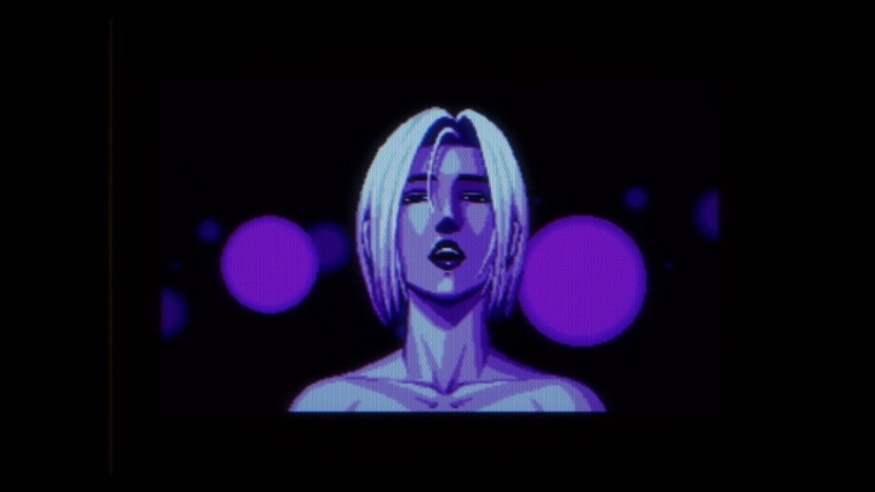 Real Bout Special - Blue Marys Blues   RETROARCH   CRT SHADER