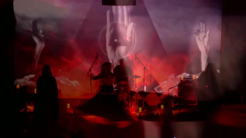 ZAUM - Influence Of The Magi (Live) (vk.com/afonya_drug)