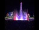 Поющие фонтаны!😍❤️ олимпийский парк, Сочи 2018