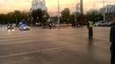 Кортеж Патриарха Кирилла в Калининграде