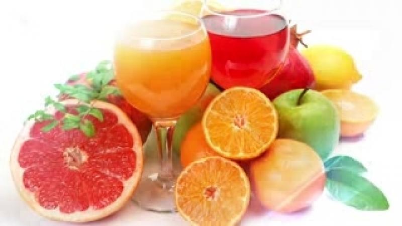 фрукты на пустой желудок