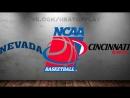 Nevada Wolf Pack vs Cincinnati Bearcats 18.03.2018 2nd Round NCAAM March Madness 2018 Виасат Viasat Sport HD RU