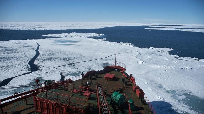 В России созданы правила прохода Севморпути иностранными кораблями