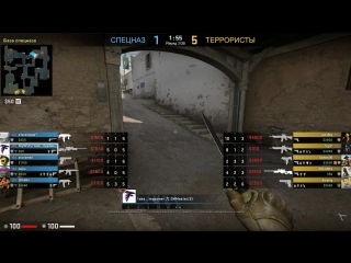 Highlights /-5(AWP) [team NightFury>] take__mypower (iced@nte) | CS:GO