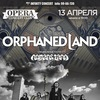 13.04 - Orphaned Land (IL) - Opera (С-Пб)