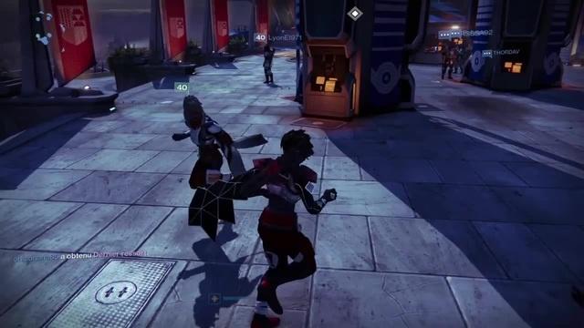 [Destiny] Dance en Duo