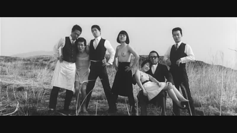 Жестокая девственница 1969 драма криминал эротика сюрреализм Кодзи Вакамацу