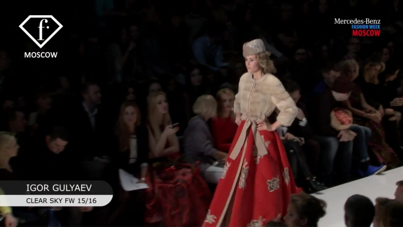 IGOR GULYAEV WOMAN FALL-WINTER 15-16_MOSCOW