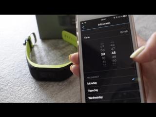 Обзор фитнес-браслета с пульсометром Garmin vivosport