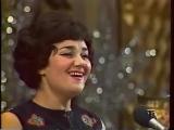 Тамара Синявская - Черноглазая казачка (Песня-75).