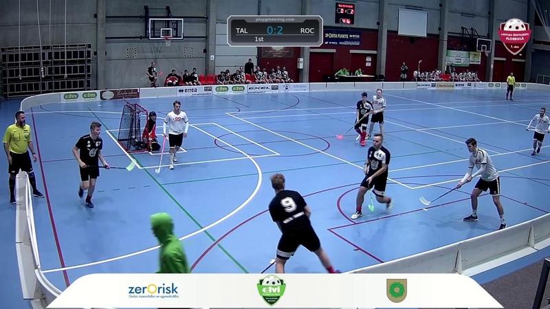 LČ 1. līga vīriešiem: Talsu NSS/Zerorisk - RTU/Rockets (21.11.2018)