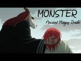 Monster (Elias x Chise) (Ancient Magus' Bride AMV)