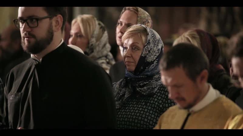 Сотрудники Союза Маринс Групп поклонились мощам чудотворца Спиридона Тримифунтского в храме Христа Спасителя