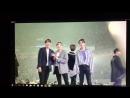 Seungkwan's fanboys @ Dream Concert