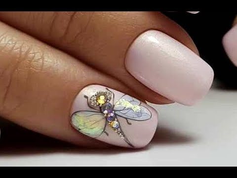 New Nail Art 2018🐝🐝🐝✔Top 10 The Best Nail Art Designs Tutorial🌺🌺🌺 ✔   Design in Beauty