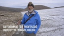 Disappearing Ice Caps - Giff Miller on Baffin Island