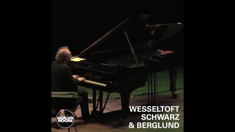 Boiler Room Amsterdam - Bugge Wesseltoft, Henrik Schwarz Dan Berglund