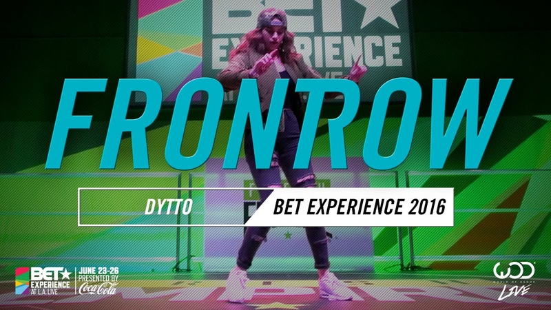 Dytto | WOD Live at BET Experience 2016 | BETX BETExperience