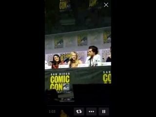 Riverdale cast panel Comic Con 22.07.18