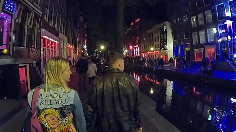 Евротур 2018. Амстердам » Freewka.com - Смотреть онлайн в хорощем качестве