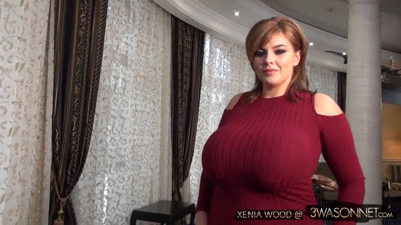 Xenia Wood - New Excitement (Нина Потрапелюк, Большие сиськи, Грудь, Пышки, Big Tits, Busty Girls, Plus Size, Curvy)