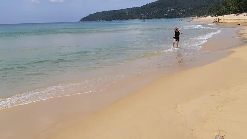 Thailand, Karon Beach!