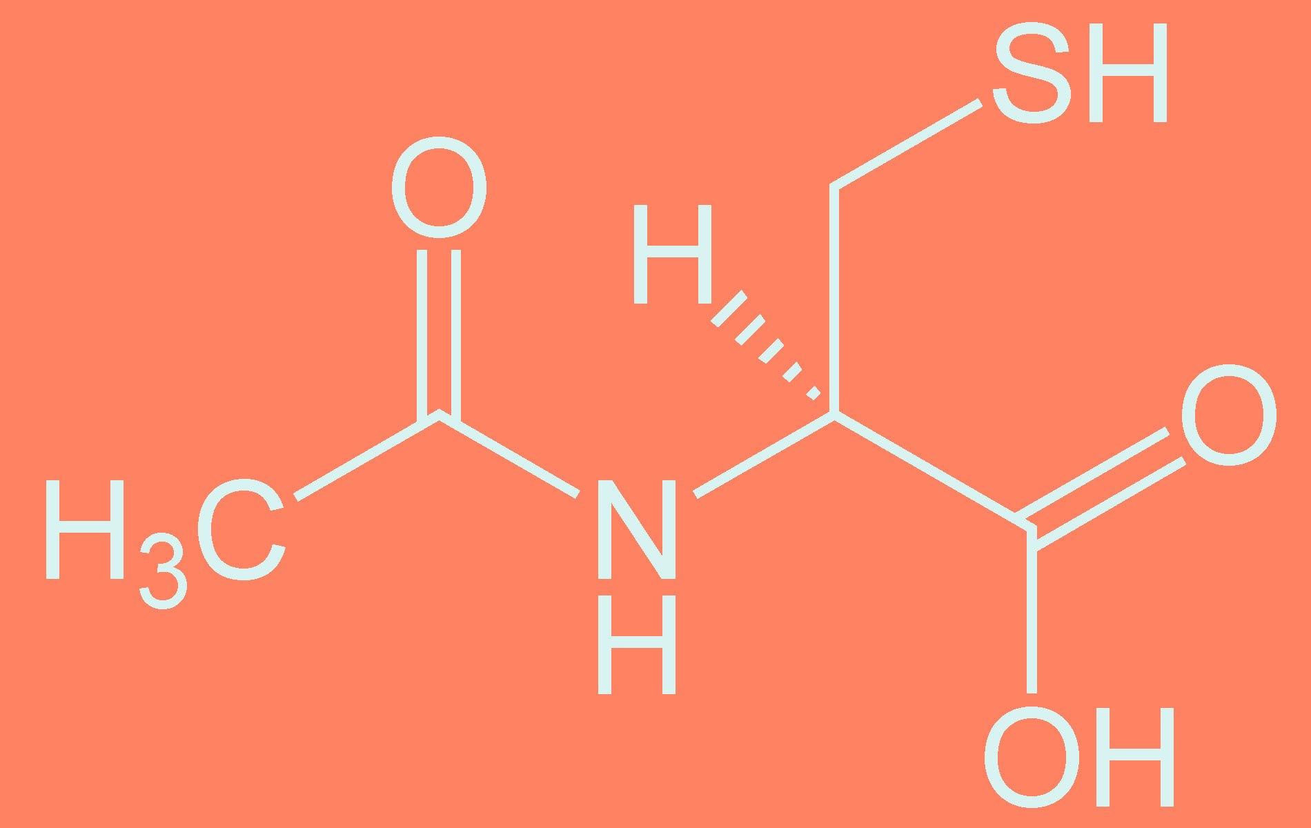 Что такое ацетилцистеин?