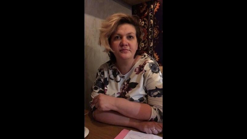 Отзыв Оксаны Субботиной после тренинг-игры CashFlow101