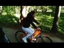 педики на велосипедике
