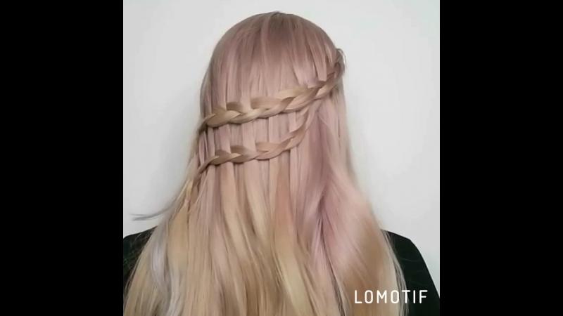 Окрашивание любой сложности на фабрике Волос