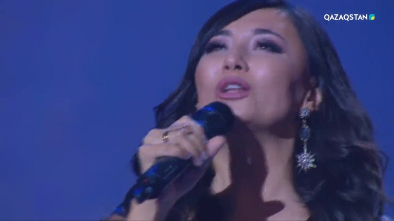 «Qaiyrly kesh, Qazaqstan!» жобасында - Мәдина Сәдуақасова.