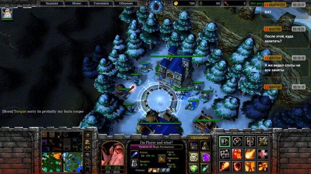 BNET warcraft 3 Darkness vs Live