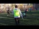 Утренний футбол в Люблино 20 10 2018 3 часть