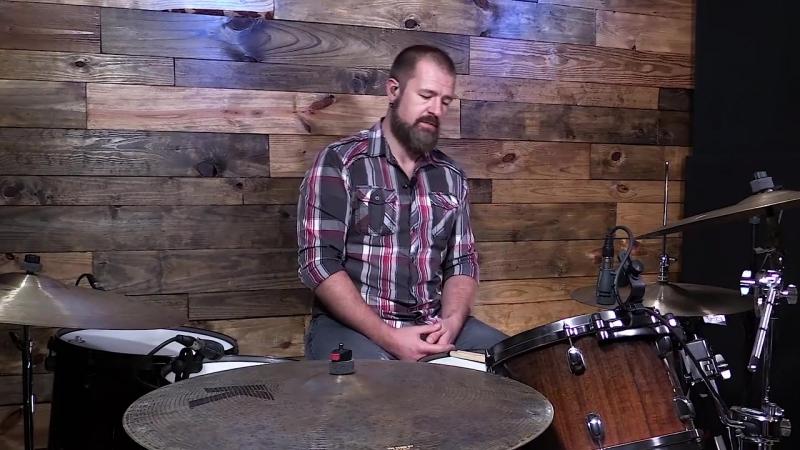 John Bonham Single Bass Drum Triplets