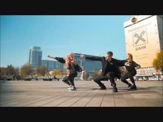 SAYONARA BOY x SORTA — AQUA | Dancehall choreo by Vladimir Shkredov feat. Panishcheva Julia & Galich Olya