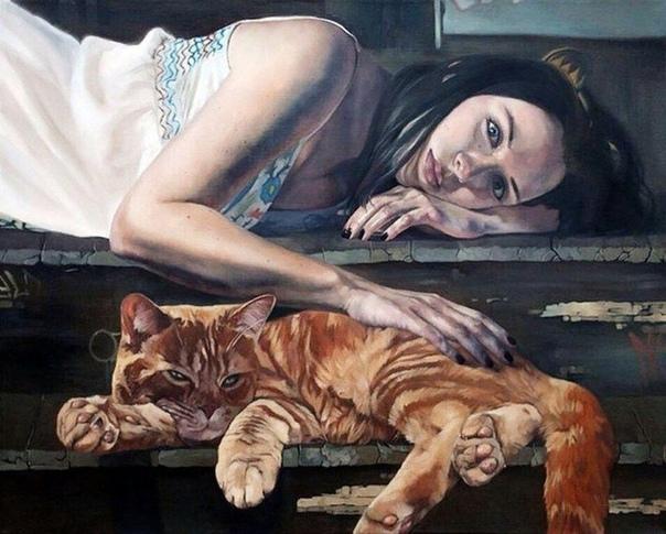 Страшилка для женщин: будешь жить с котиками Фраза «будешь жить с кошками» позволяла удачно блокировать любое женское недовольство в зародыше. Не нравятся тебе старые, пузатые и бедные Ну,