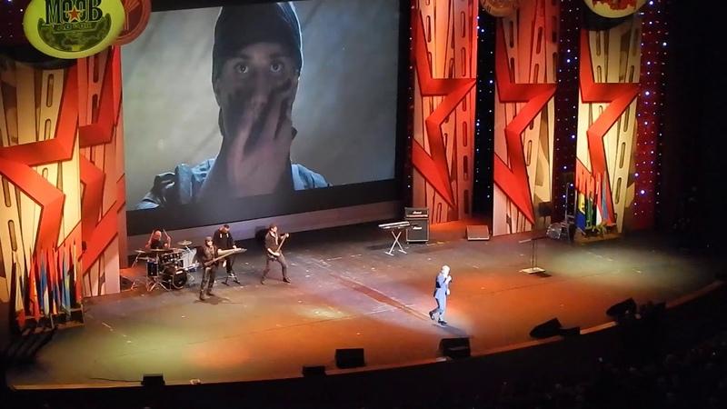 Олег Газманов - Никто, кроме нас!   Крокус Сити Холл   30 лет вывода войск из Афганистана