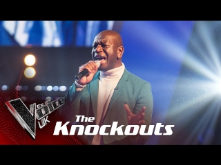 Wayne ellington - man in the mirror (the voice uk 2018)