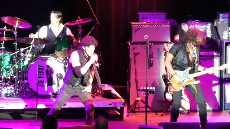 Adams Apple Wont Let Me Go Quake Joe Perry Friends@Borgata Atlantic City 42018