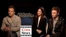 Grindelwalds Verbrechen Interview Jude Law Katherine Waterston Eddie Redmayne