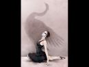 Черная лебедь исполняет Дарья Зайцева. 2003-2004 год