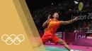 Lin Dan CHN - Mens Badminton Champions of London 2012